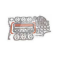Комплект прокладок двиг. (полный) ЯМЗ-236 (с пр-кой ГБЦ н/обр.) (пр-во Украина)