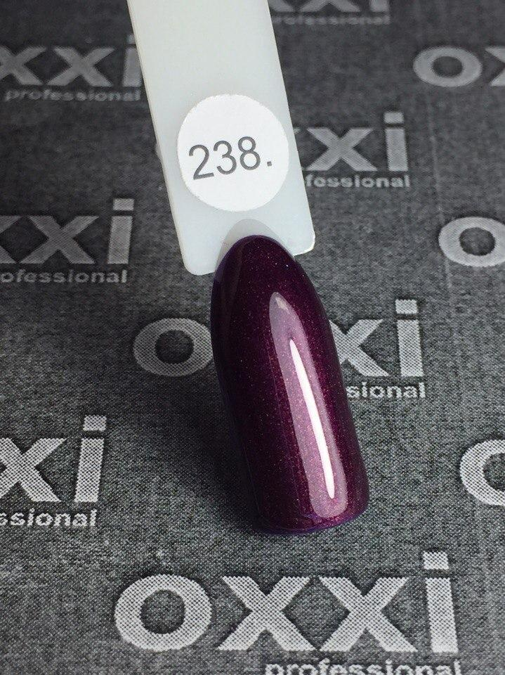 Гель-лак Oxxi Professional № 238, 8 мл