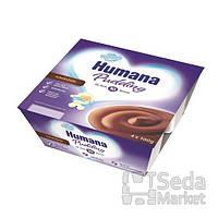 Пудинг шоколадный Humana, 4 шт.