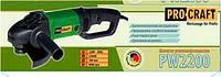 Болгарка Procraft PW-2200, 180 мм НОВИНКА!!!