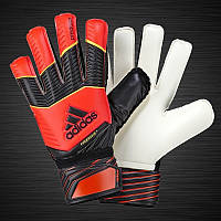 Вратарские перчатки Adidas Predator Fingersave Replique , фото 1