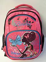 Школьный ортопедический  рюкзак Barbie
