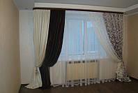 Шифоновые шторы
