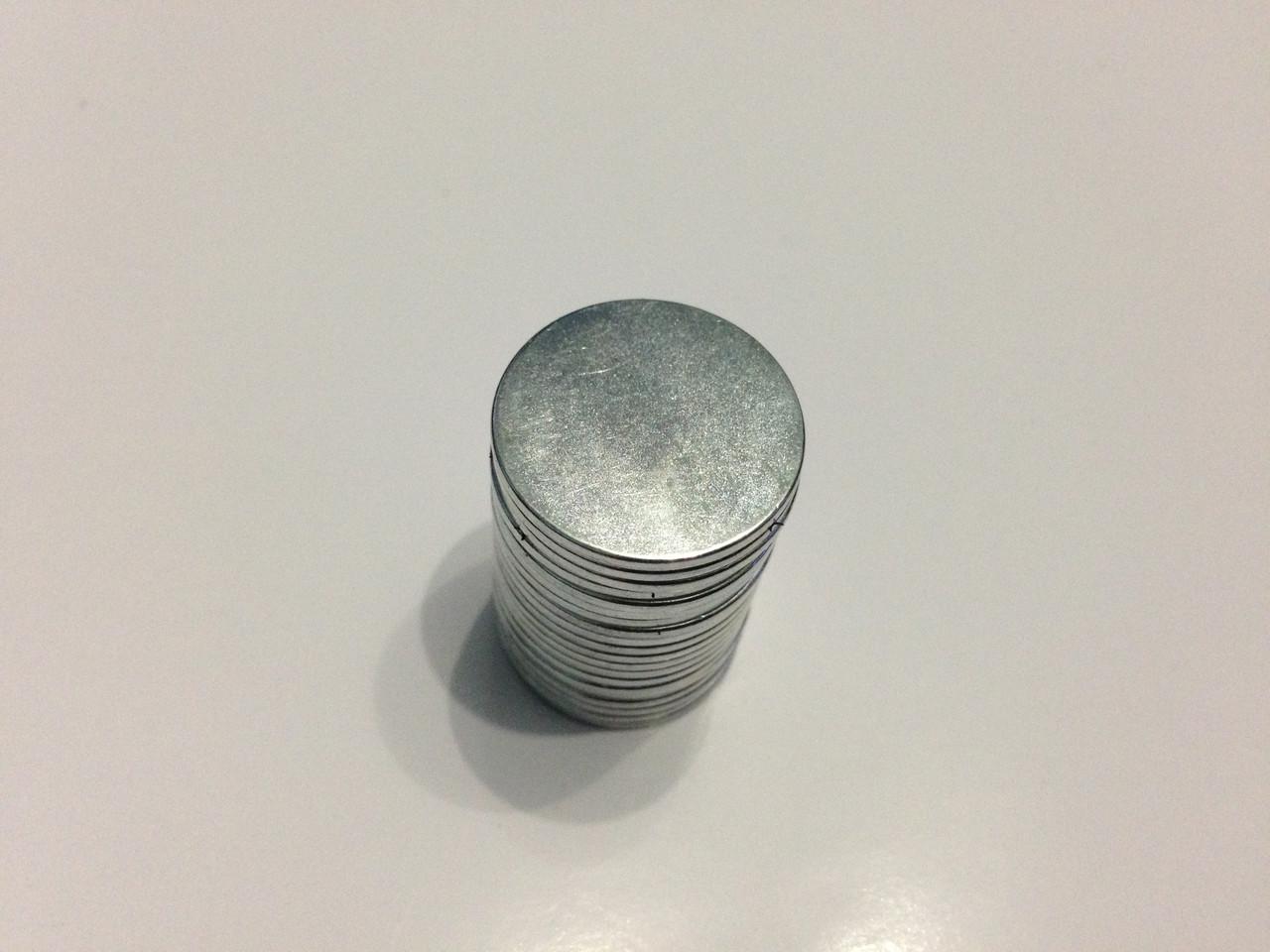 Неодимовые магниты. 18х2мм
