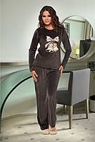 Домашняя одежда Lady Lingerie - Велюровый костюм 15000 ХL