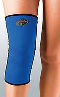 Бандаж эластичный для средней фиксации колена. Размеры S, M, L, XL. Черный, синий