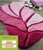 """Набор ковриков """"Confetti Elite Arsus"""" в ванную и туалет, 100х60 см. и 50х60 см."""