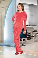 Домашняя одежда Lady Lingerie - Велюровый костюм 15210 L