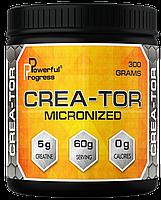 КРЕАТИН POWERFUL PROGRESS CREA-TOR MICRONIZED 300 Г