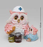 Фигурка Сова доктор 9,5 см OL-6370-XA