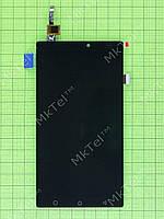Дисплей Lenovo Vibe X3 Lite (A7010) с сенсором Оригинал Китай Черный