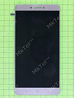 Дисплей Xiaomi Mi Max с сенсорным экраном Копия АА Золотистый