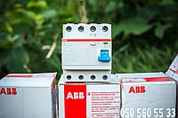 Дифреле (УЗО) ABB F204 A-40/0.03A