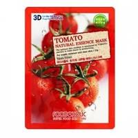 Тканевая маска с экстрактом томата  Food A Holic 3D