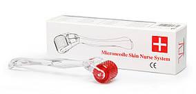 Мезороллер 0,25 мм (540 игл), Microneedle Skin Nurse System, Tete