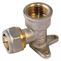 Угол монтажный 16*1/2 для металлопластиковой трубы