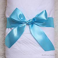 Лента на выписку из роддома для новорожденного