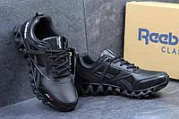 Модные кроссовки Reebok Zig в 4-х цветах: код 2561 чорні