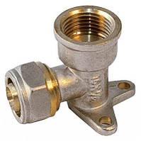 Угол монтажный 20*1/2 для металлопластиковой трубы
