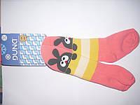 "Колготки детские зимние махровые 86-92 ТМ ""Дюна"" (колготи дитячі махрові) 5в446-1791-коралл"