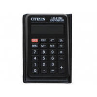 "Калькулятор ""Citizen"" №LC-210N (8-розряд.,кишеню.)"
