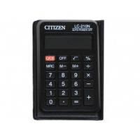 """Калькулятор """"Citizen"""" №LC-210N (8-розряд.,карман.)"""