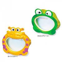 Детская маска для плавания Животные 55910 Intex Интекс