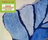 """Акриловый коврик """"Confetti"""" в ванную или туалет БЕЗ выреза под унитаз, 50х60 см., 1 шт., фото 3"""