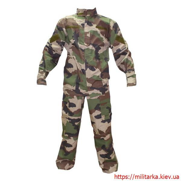 Форма камуфляжная французской армии