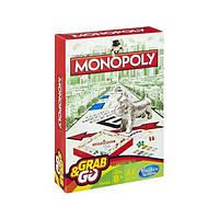 Дорожная игра Монополия TM Hasbro