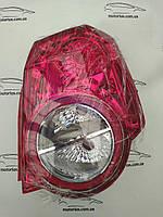 Фонарь задний правый Chevrolet Авео/ Aveo 08-12 хэтчбек Т255