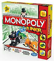 Настольная игра Моя первая Монополия TM Hasbro (6984121)