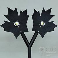 Уличный светодиодный светильник LUNAE ML 50 W два листа