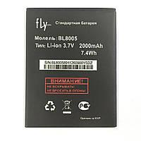 Аккумулятор (батарея) BL8004 для мобильных телефонов Fly iQ4503 Quad ERA Life 6