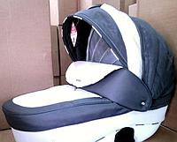 Детская универсальная коляска Adamex Barletta 04P (2 в1) купить оптом и в розницу в Украине 7 километр