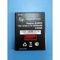Аккумулятор (батарея) BL8009 для мобильных телефонов Fly FS451
