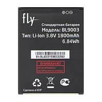 Аккумулятор (батарея) BL9003 для мобильных телефонов Fly FS452