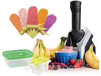 Купить прибор который сделает из замороженных фруктов и ягод вкусные десерты - Yonanas Healthy Dessert