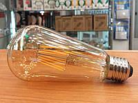 Лампа Эдисона светодиодная ST64 8W VITOONE