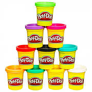 Пластилин и наборы Play-Doh