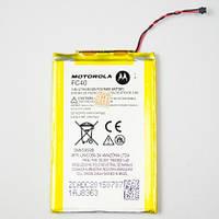 Аккумулятор (батарея) FL40 для мобильных телефонов Motorola XT1561, XT1562, XT1563