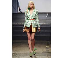 Модная юбка-плиссе:  как и с чем носить!