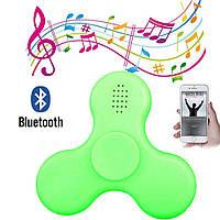 Музыкальный спиннер Bluetooth Speaker светящийся