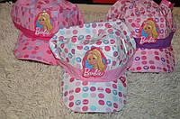 Кепка Дисней Барби , Disney Barbie 50, 52,54 см ОГ
