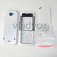 Корпус для Nokia 5310 белый с кнопками class AAA
