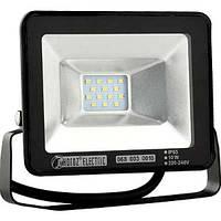 """Светодиодный прожектор LED """"PUMA-10"""" Horoz 10W 500Lm (6400K) IP65, фото 1"""