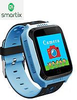 Детские умные GPS часы Smart Baby Watch G900A (Q65) с фонариком Гарантия