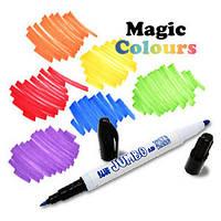 Маркеры кондитерские двусторонние Magic Colours