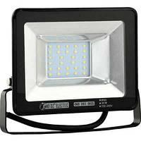 """Светодиодный прожектор LED """"PUMA-20"""" Турция 20W 1000Lm (6400K) IP65 зеленый свет"""