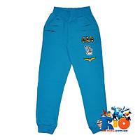 Детские спортивные брюки, трикотаж, для деток от 11-14 лет